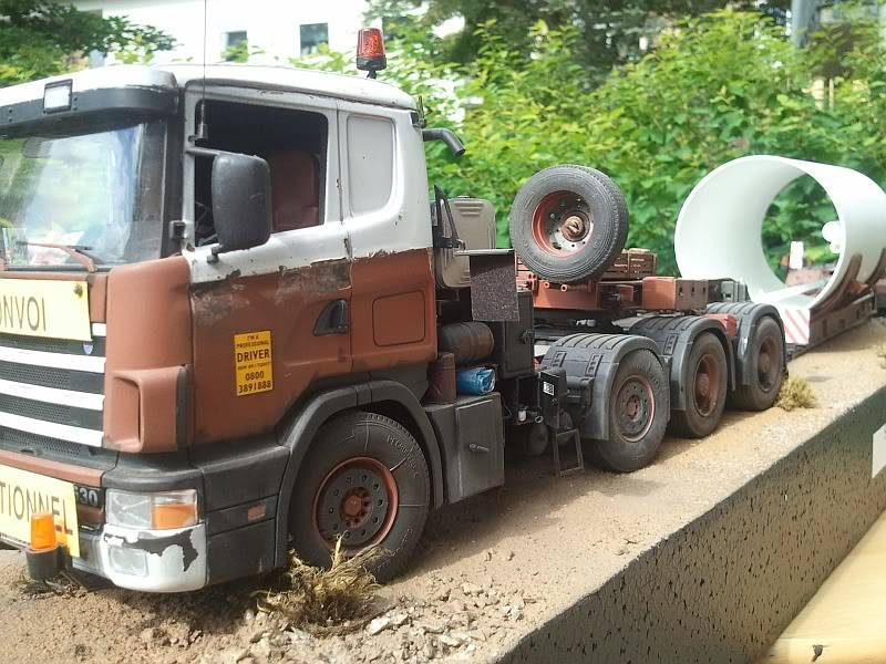 Scania Heavy Haulage Combo Unit HH_load3