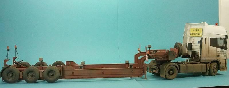 Boat Transport Tractor_daf105_complete12