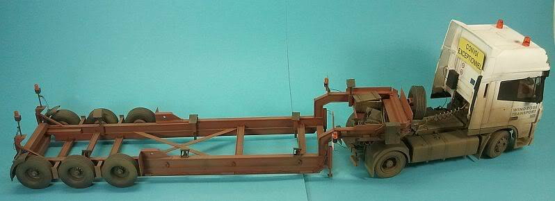 Boat Transport Tractor_daf105_complete14