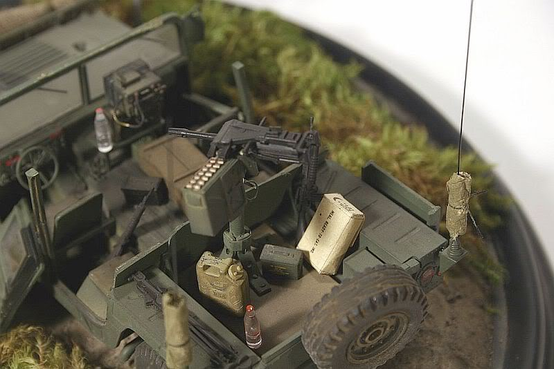 My modern 1/35 scale armor since 2002 Hummer3