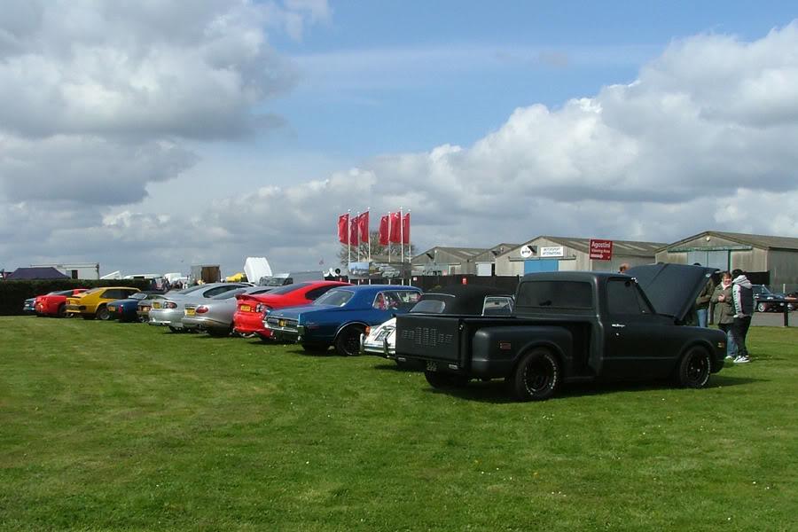Classic Sports Car Championships, Snetterton 300: 14-15 Apr 2012 CSCCSnet14pril2012180wb