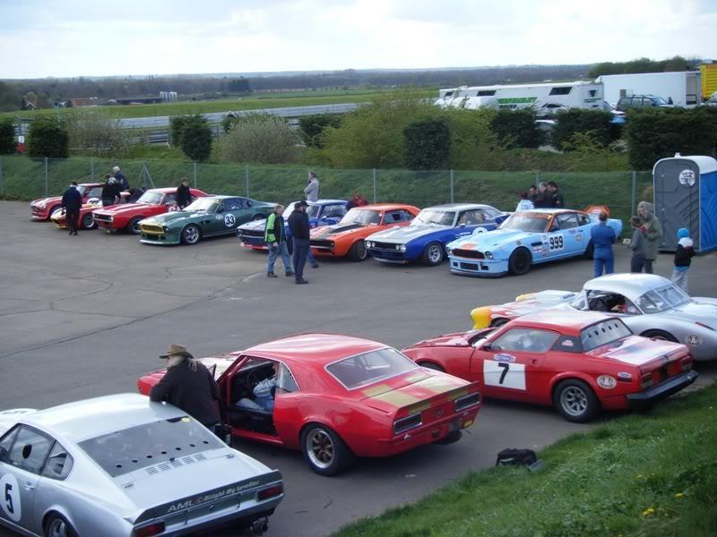 Classic Sports Car Championships, Snetterton 300: 14-15 Apr 2012 Stuff026