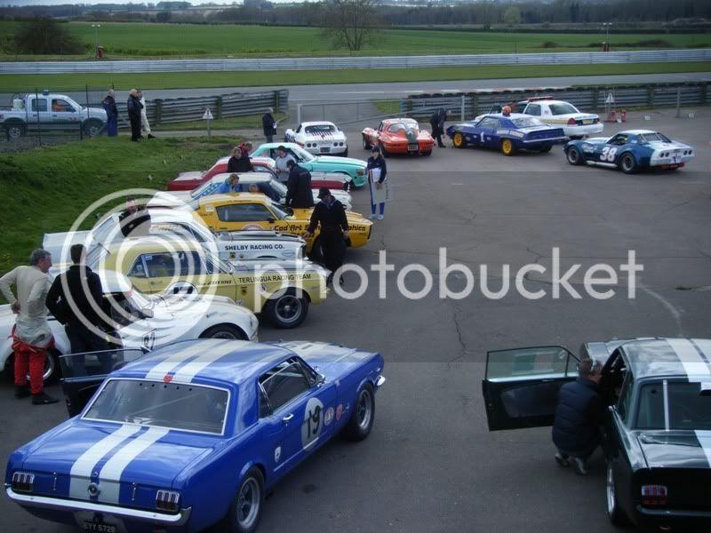 Classic Sports Car Championships, Snetterton 300: 14-15 Apr 2012 Stuff027