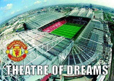 Proximamente ... Torneo EN EL TEATRO DE LOS SUEÑOS (Man United ) PResented: OldTrafford