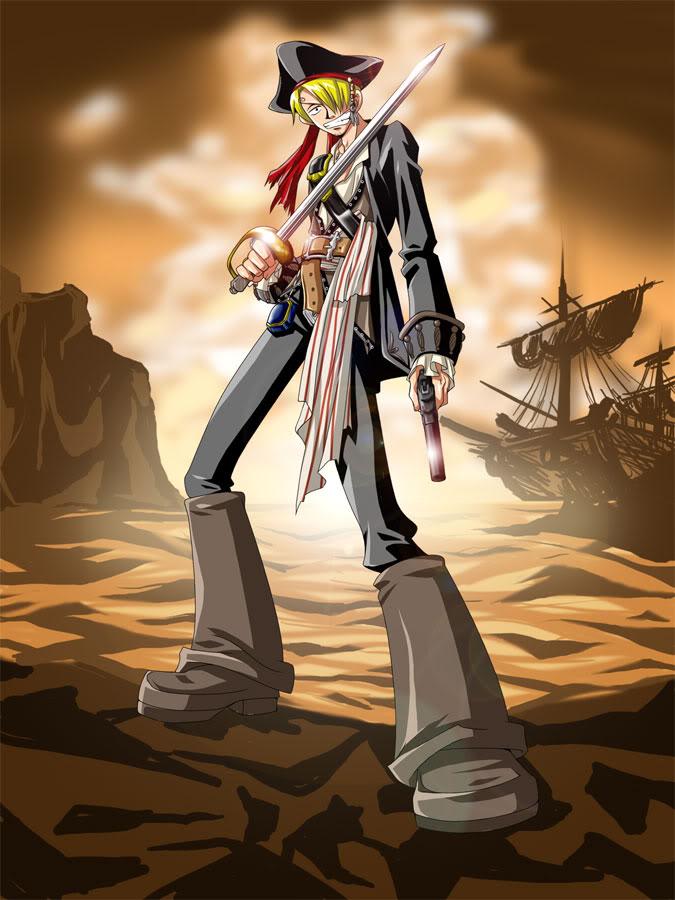 Imágenes de One Piece Sanji-6