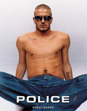 .:: Publicidades ::. Beckham-police-sunglasses-1