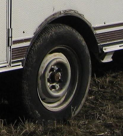 FELGER til Hobby Prestige 535 HP1982hjul
