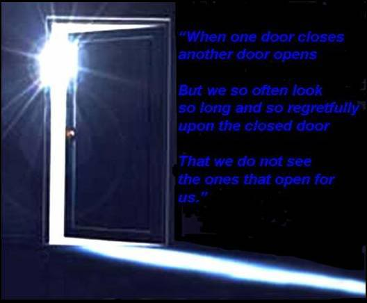 Daily Inspiration - Page 2 OpenDoor