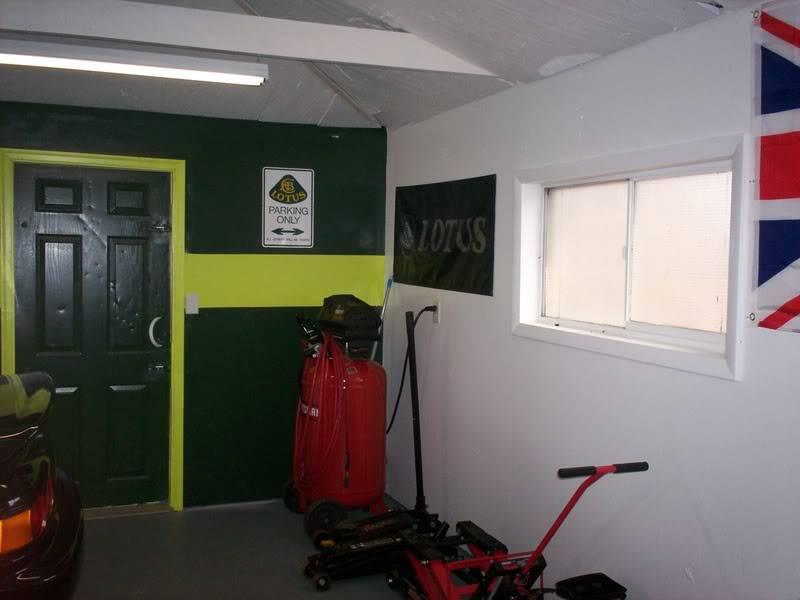 Garage Lotus!! Picture050