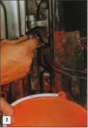 Reparación de postes de puertas 07
