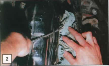 Instalación del Recuperador de Aceite 02