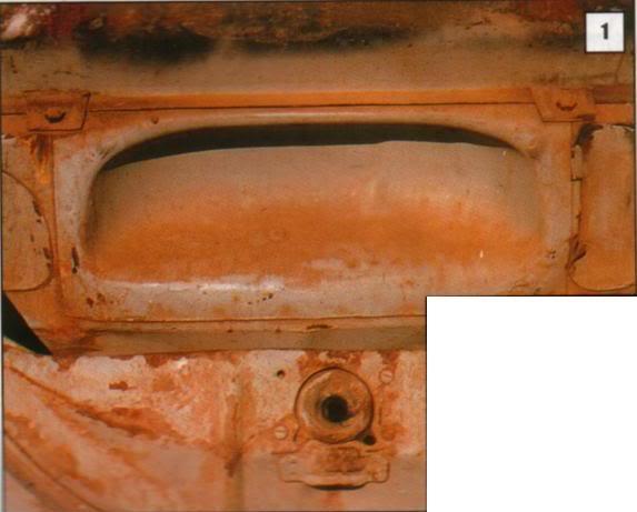 Revision y Reparacion del tanque de gasolina Tanque1