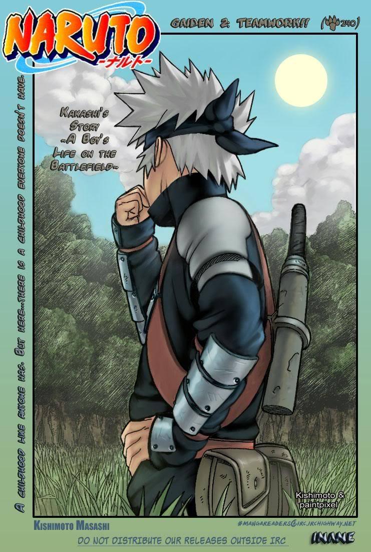 Cual es vuestro personaje preferido? - Página 3 Youngkakashi