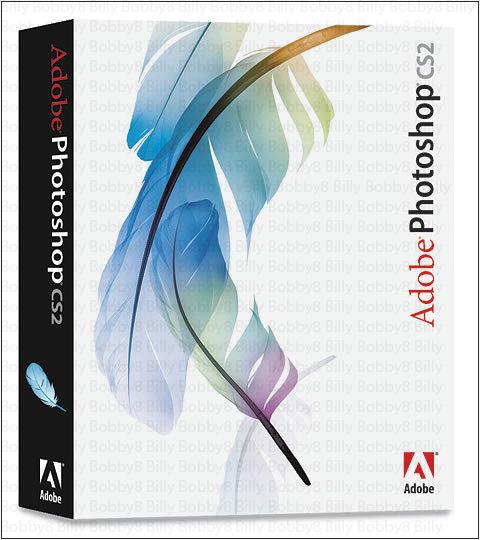 Adobe Photoshop CS2,CS3&CS4 [PORTABLE] 1copy