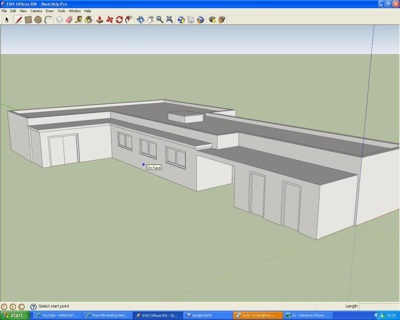 A Few Buildings WIP ScunthorpeEWSOffices