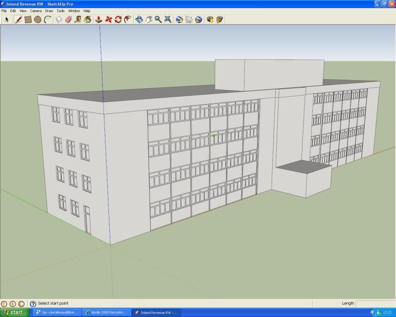 A Few Buildings WIP Inlandrevenue