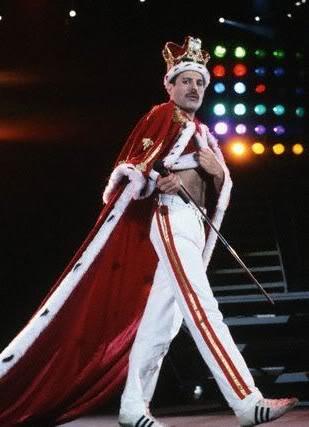 Men....... Freddie-mercury