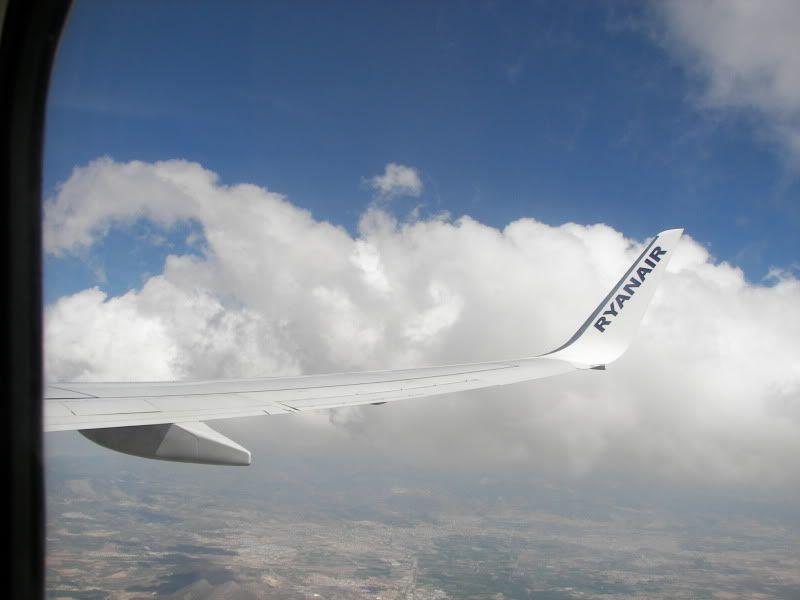 Andaluzia si Tanger cu RyanAir Grx_climbout