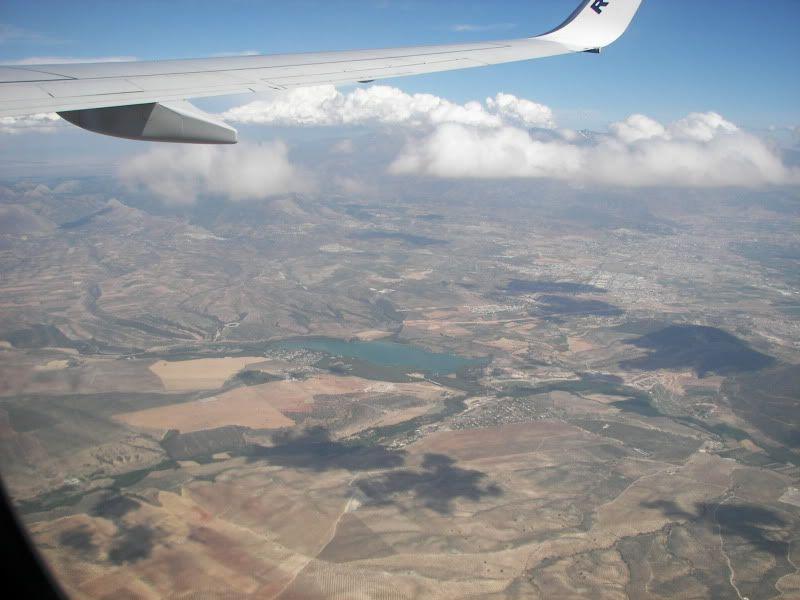 Andaluzia si Tanger cu RyanAir Grx_scenery