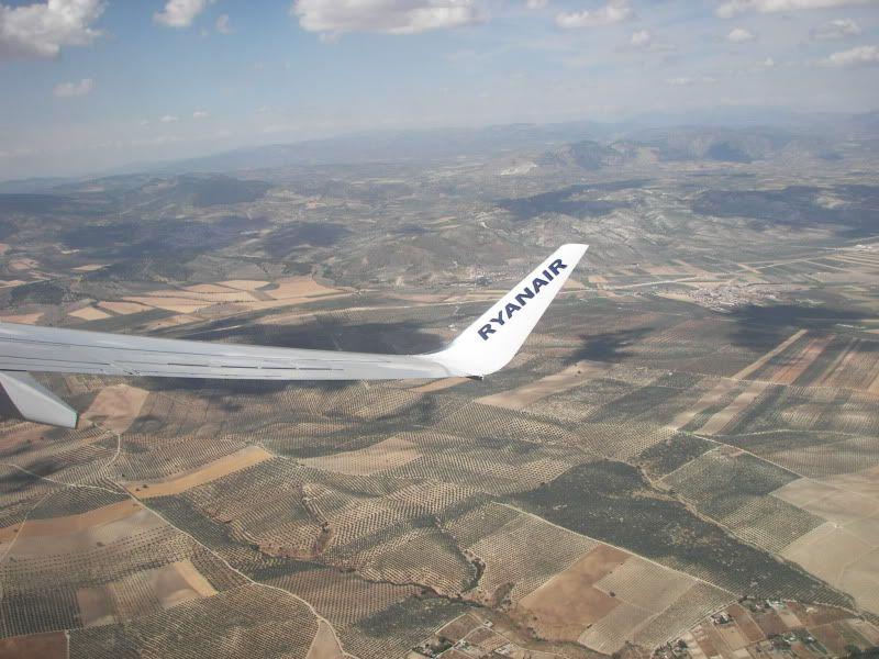 Andaluzia si Tanger cu RyanAir Grx_viraj