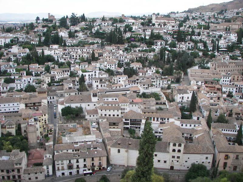 Andaluzia si Tanger cu RyanAir G_albayzinbirseye