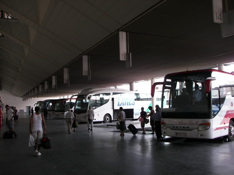 Andaluzia si Tanger cu RyanAir G_autobus