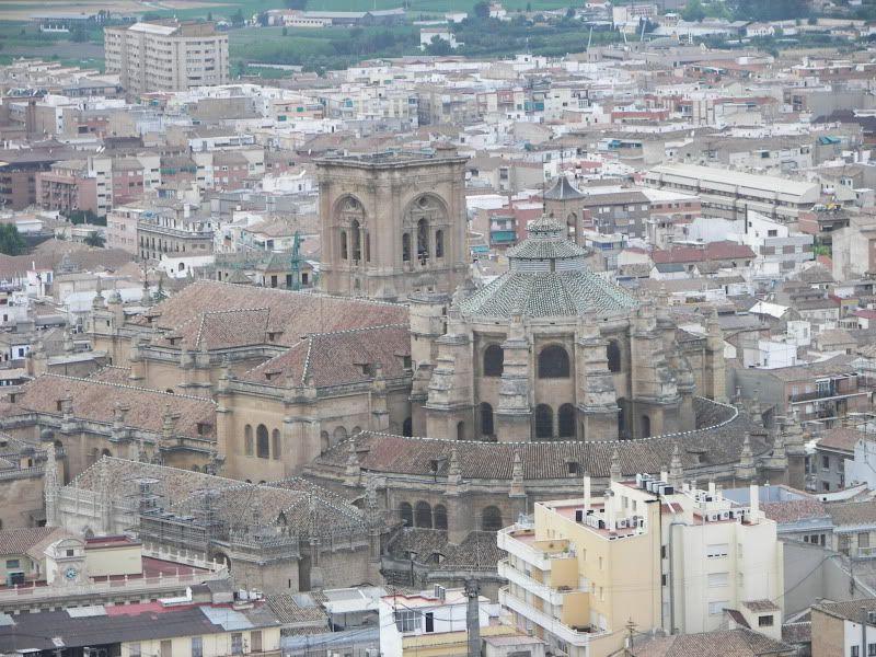 Andaluzia si Tanger cu RyanAir G_catedrala