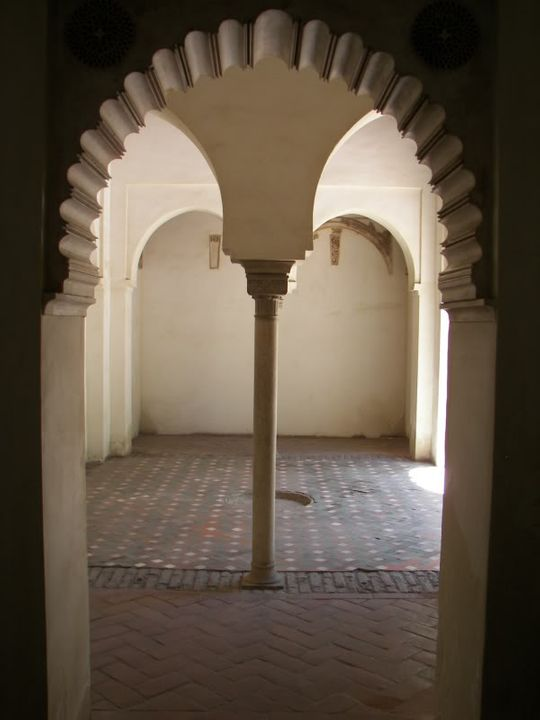 Andaluzia si Tanger cu RyanAir Arhitectura