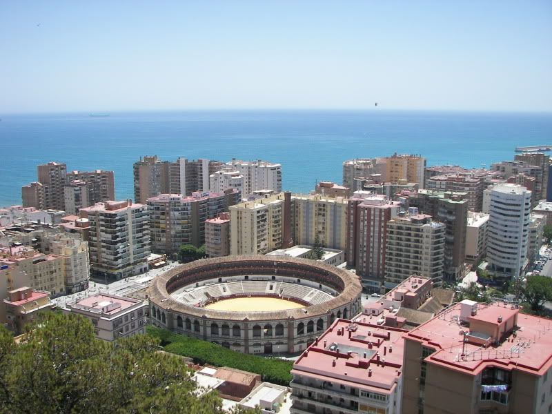 Andaluzia si Tanger cu RyanAir Corida