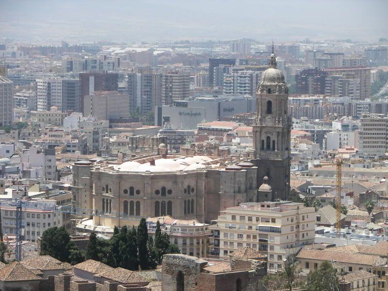 Andaluzia si Tanger cu RyanAir Lamanquita