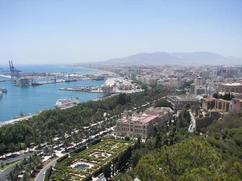 Andaluzia si Tanger cu RyanAir Overview