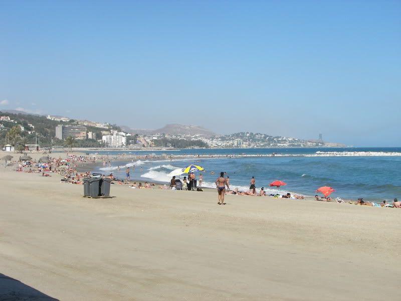 Andaluzia si Tanger cu RyanAir Plaja