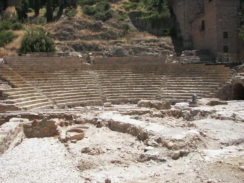 Andaluzia si Tanger cu RyanAir Teatruroman