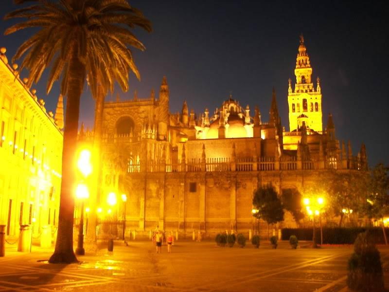 Andaluzia si Tanger cu RyanAir S_catedralanight