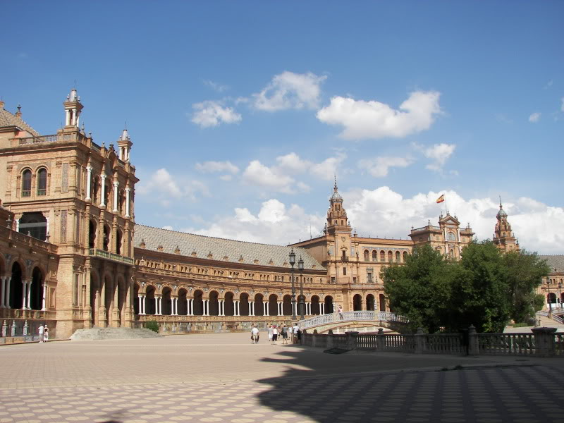 Andaluzia si Tanger cu RyanAir S_plazaespana