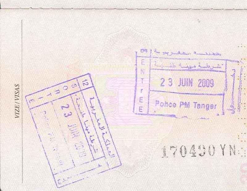Andaluzia si Tanger cu RyanAir Passport