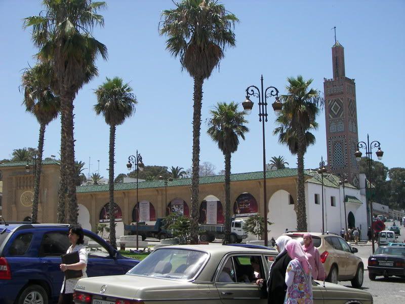 Andaluzia si Tanger cu RyanAir T_mosque