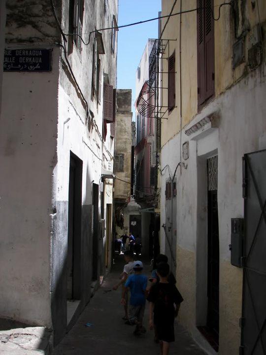 Andaluzia si Tanger cu RyanAir T_narrowstreets