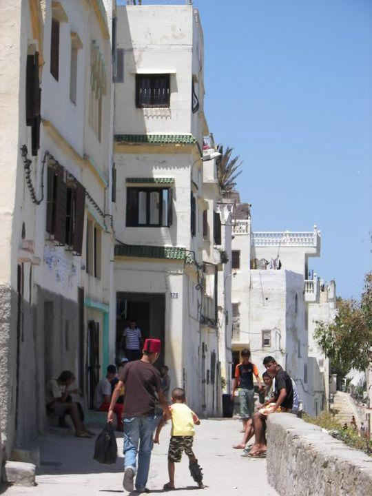 Andaluzia si Tanger cu RyanAir T_strada1