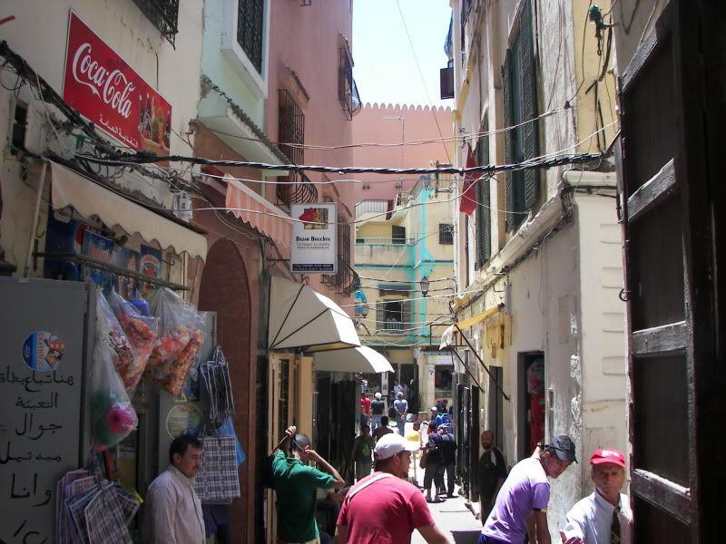 Andaluzia si Tanger cu RyanAir T_strada3