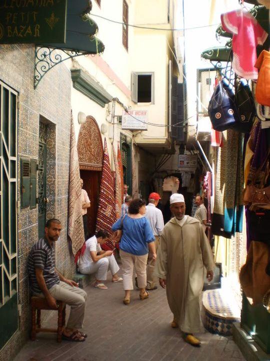 Andaluzia si Tanger cu RyanAir T_textile