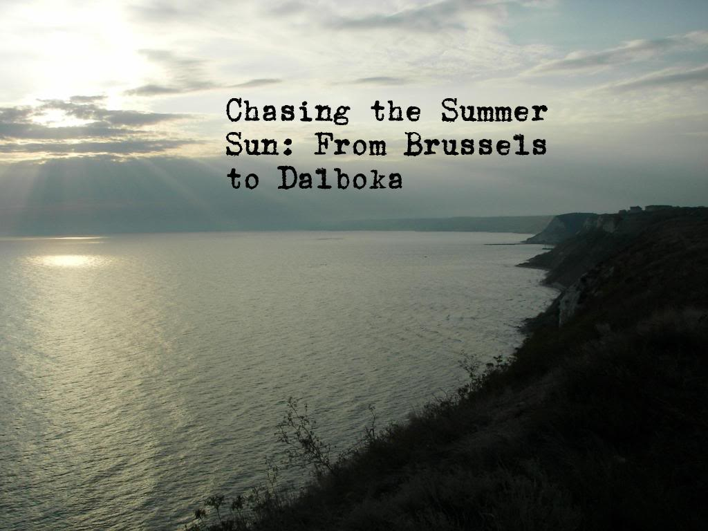 Chasing the Summer Sun: From Brussels to Dalboka Teaser