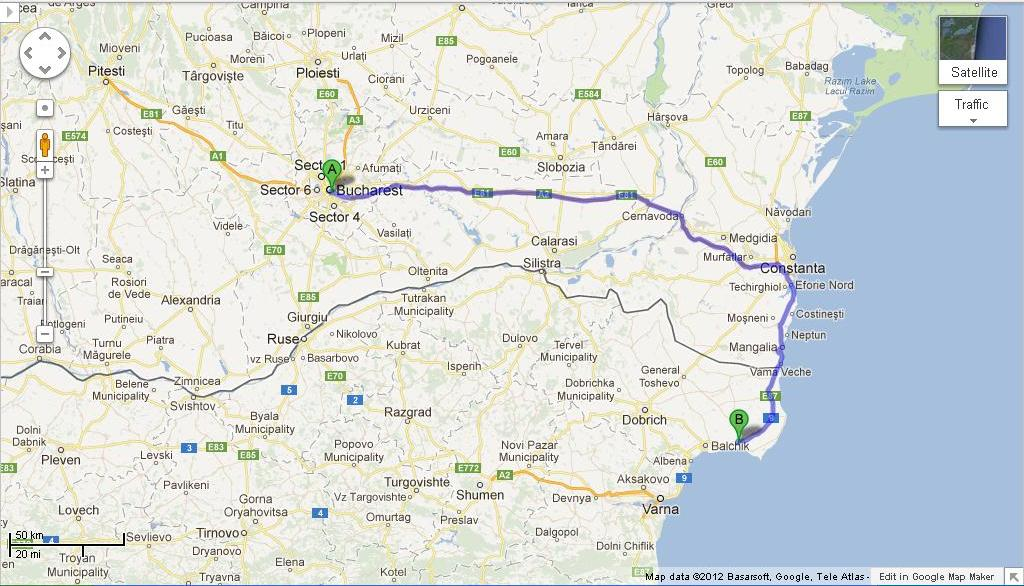 Chasing the Summer Sun: From Brussels to Dalboka Transport_drivingroute
