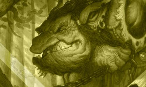Libro de las Bestias Troll