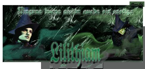 Continua la historia Lilithiam-1