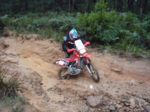 Wet Wet Wet in Aus, go the XR's P2070528640x480