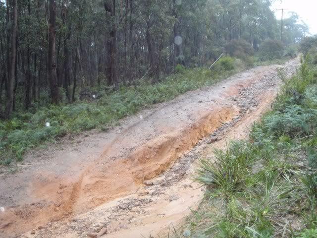 Wet Wet Wet in Aus, go the XR's P2070530640x480
