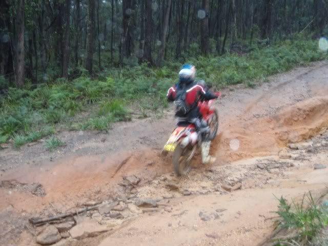 Wet Wet Wet in Aus, go the XR's P2070533640x480