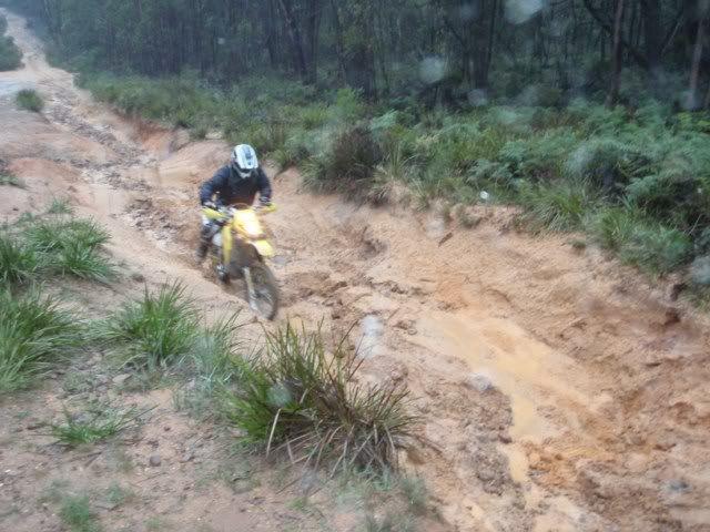 Wet Wet Wet in Aus, go the XR's P2070534640x480