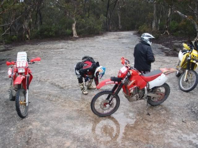 Wet Wet Wet in Aus, go the XR's P2070544640x480